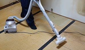 お部屋の基本清掃