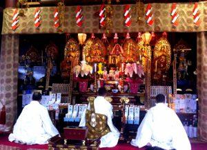 仏壇、神棚の魂、性根抜き③